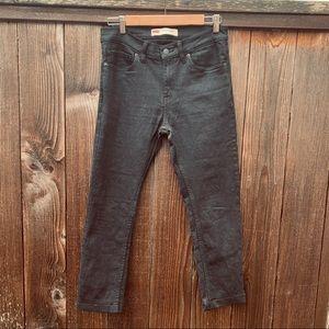 Levi's 510TM Skinny Jeans Black, 29/29
